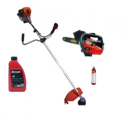 Chainsaw, brushcutter, 2...