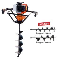 RURIS TT12 - earth auger