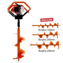 RURIS TT14 - earth auger