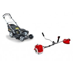 """Pack Ekomot 19"""" Lawn mower..."""