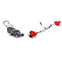 """Pack Ekomot 17"""" Lawn mower..."""
