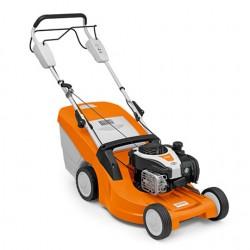 Stihl RM 448T - petrol lawn...