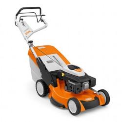 Stihl RM 655V - Petrol lawn...