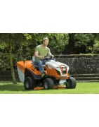Ride-on Lawn Mowers made by Stihl